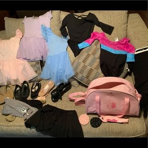 Girls Ballet Lot